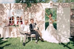 свадьба своими руками: с чего начать?