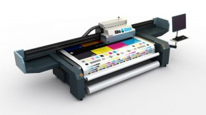 особенности гибридного и планшетного уф принтеров